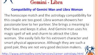 Gemini and libra love relationship