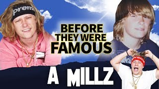 A MILLZ | Before They Were Famous | Neck Pillow Gang