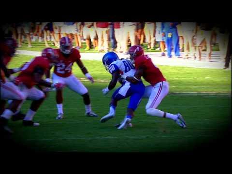 Alabama Bone Crushing Defense