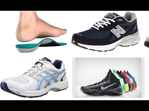Review: Best Shoes For Flat Feet 2018