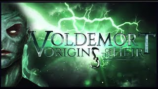 VOLDEMORT: ORIGEM DO HERDEIRO - Filme sobre o passado de Voldemort