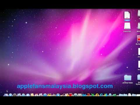 How to format pendrive or hard drive in Mac