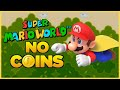 Is It Possible To Beat Super Mario World Without Touching A Single Coin