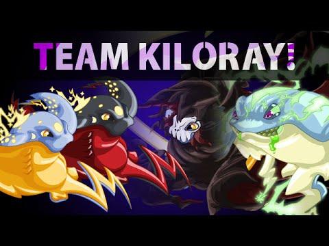 TEAM KILORAY - Miscrits