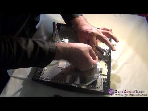 PS3PHAT   60GB CECHC02   Disassembly   FULL by gc repairs com