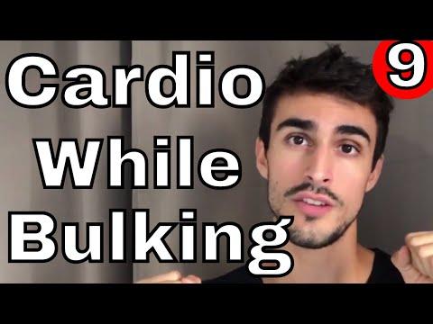 Should You Do Cardio While Bulking?