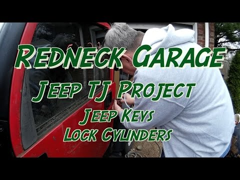 Jeep Keys and Cylinders - Pulling Cylinder - Make them Match