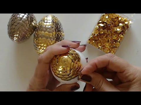 How to make DRAGON EGG. Dragon eggs.