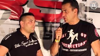 Ümit Kalkan - Interview mit Day of Destruction-TV