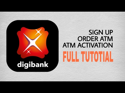 How to open account in digibank   Open a digibank account in 90 seconds   order atm card and pin