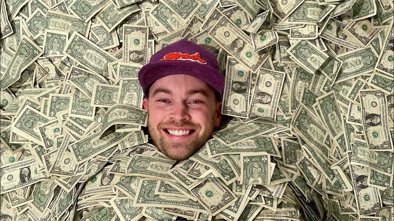My $14,000.00 GIFT to Stradman!