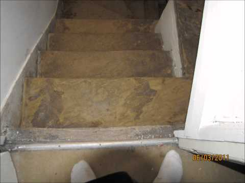 Cleaning Natural Stone Floors | Stone Floor Restoration Results