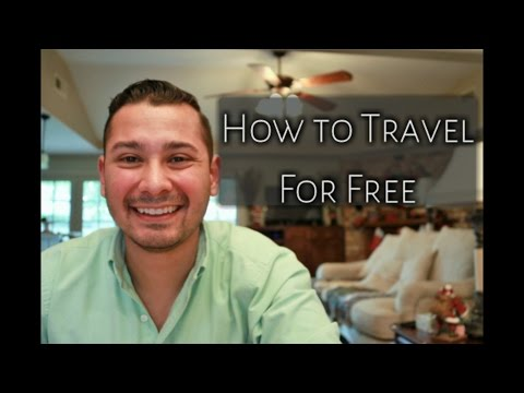 How to Travel for Free: A Trip Across America