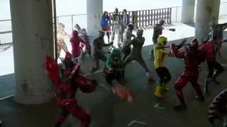 Kamen Rider X Super Sentai Super Hero Taisen Trailer