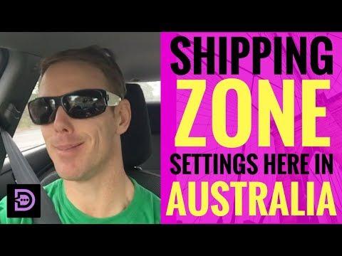 (Day 66) Shipping Zone Settings Here In Australia - Dropship Social - Drop Shipping Australia