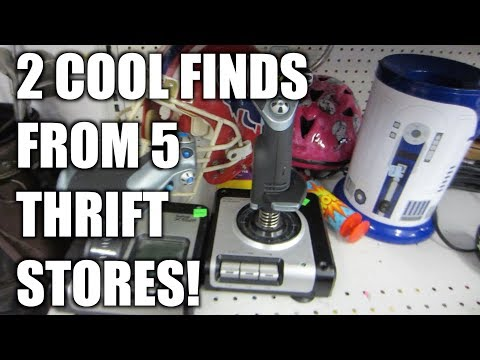 2 Finds to Sell On Ebay? Small Thrift Store Haul!