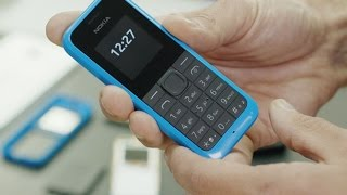 Nokia 105 Dual sim unboxing and hands on.