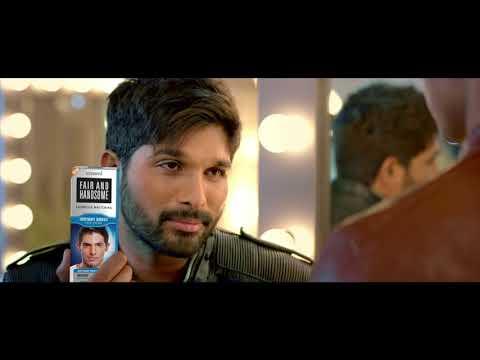 Fair and Handsome Men's Fairness Cream- Allu Arjun (Malayalam)