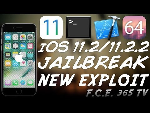 iOS 11.2.2/11.2 JAILBREAK Update: NEW Vulnerability PoC Released!