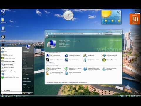 Windows Vista Sp2 sin Modificar Full