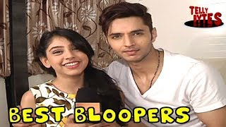 FLASHBACK | Niti Taylor And Sidharth Gupta BEST BLOOPERS.