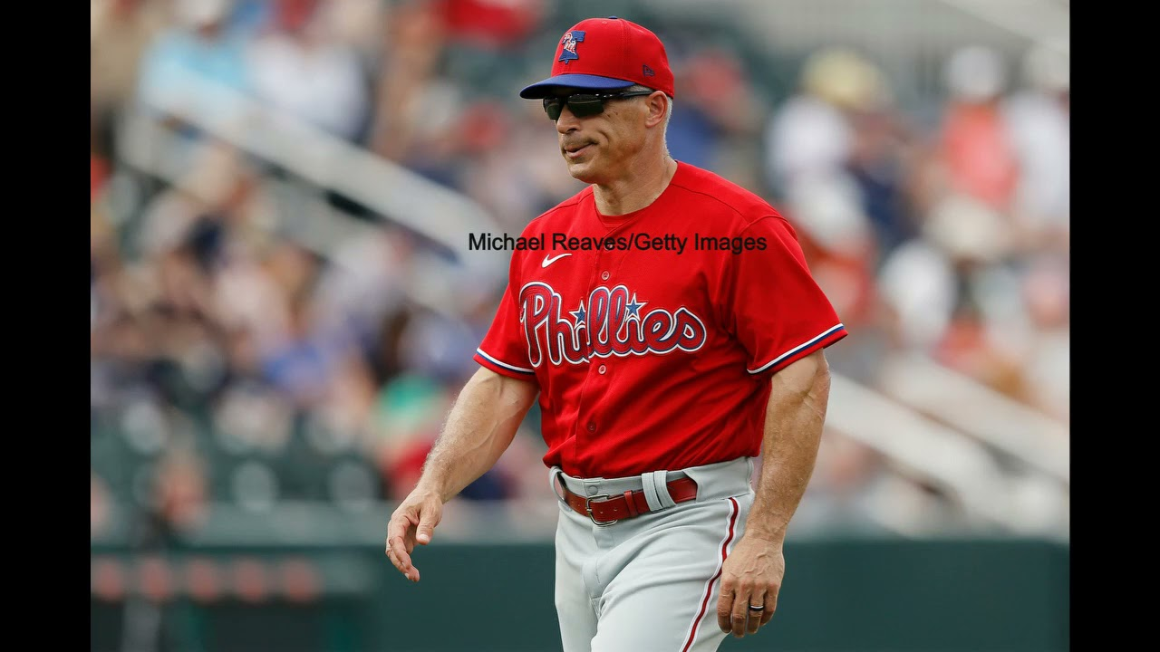 Phillies versus Braves on Sunday Night Baseball: Dan Shulman joins Mike Gill 4-9-21