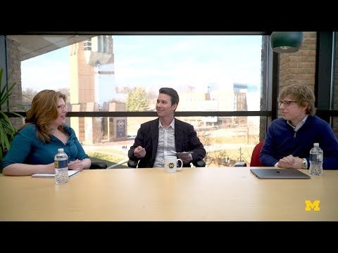 Facebook Live Conversation     Bitcoin     Michigan Engineering