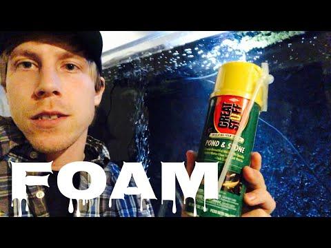 Expanding Foam that's Aquarium Safe?