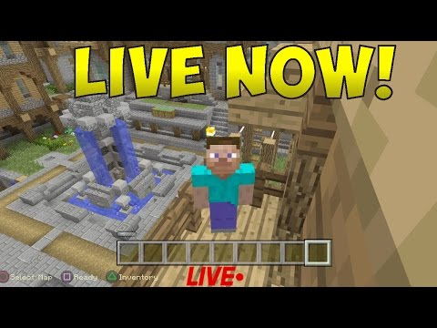 🔴 LIVE! - Minecraft PS4 Battle Mode w/ SUBSCRIBERS! - Come Join!