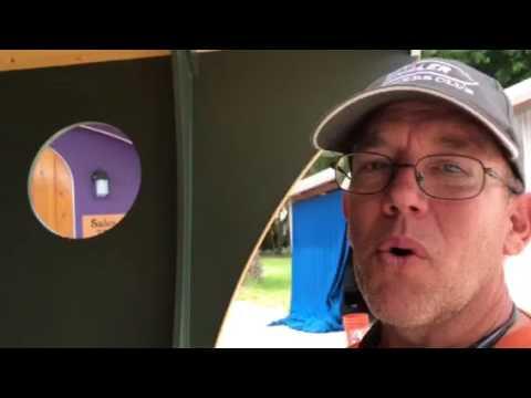 Latest and greatest Gypsy Vardo camper