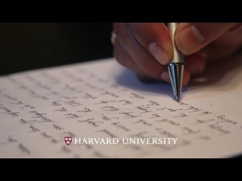 Letter from a father to his daughter, a Harvard graduate