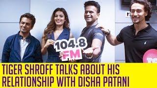 """Tiger Shroff says """"I will tell when I marry Disha Patani!"""""""