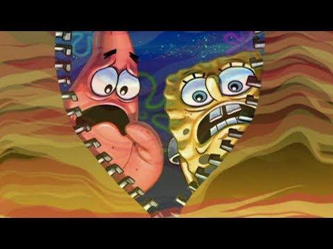 Indie Games Portrayed by Spongebob