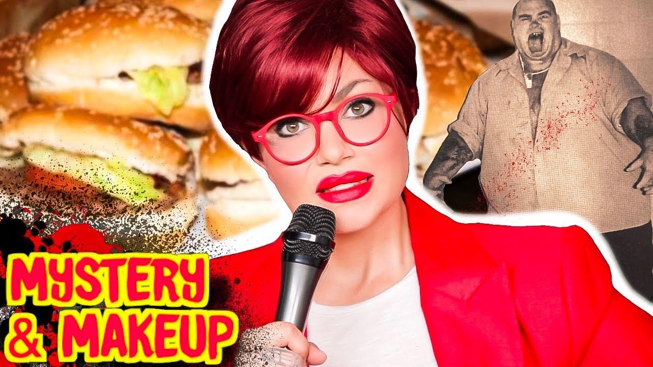 Human Hamburgers? The Very Disturbed Joe Metheny - Mystery & Makeup GRWM | Bailey Sarian