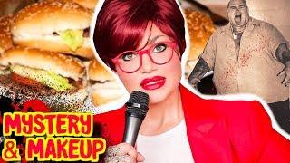 Human Hamburgers? The Very Disturbed Joe Metheny - Mystery & Makeup GRWM   Bailey Sarian