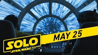 """Solo: A Star Wars Story   """"Ride"""" (:30)"""