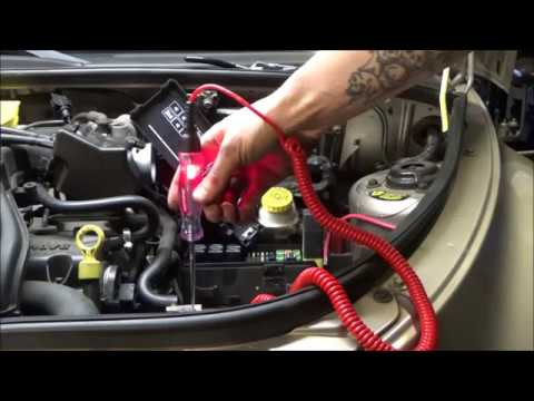 2003 Chrysler PT Cruiser,  Cooling Fan Troubleshooting