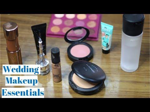 ब्राइडल बिगिनर्स मेकअप किट में ये 7 आइटम्स ज़रूर रखें | Makeup Kit Essentials List