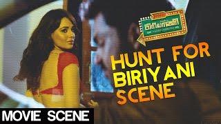 Biriyani - Hunt for Biriyani   Karthi, Hansika, PremG   Venkat Prabu   Yuvan
