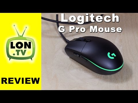 Logitech G Pro Gaming Mouse In-Depth Review