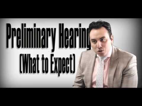 What Happens at a Preliminary Hearing? West Covina Felony Crimes Defense Attorney Explains