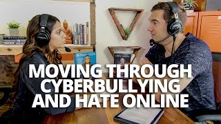 Bethany Mota on Moving through the Hate Online with Lewis Howes