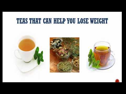 5 Teas That Helps Your Burn Fat and Lose Weight