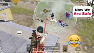 Best Trolling Of Noobs Ever 🤣😆 | PUBG MOBILE FUNNY MOMENTS