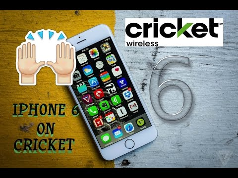 PROOF! IPhone 6 on Cricket Network! Everything you need to know