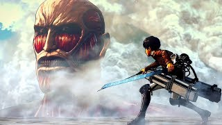 ATTACK ON THE WALL | Attack On Titan 2 - Part 2