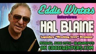 Hal Blaine Interview (2015) Wrecking Crew, Carol Kaye Feud & More!