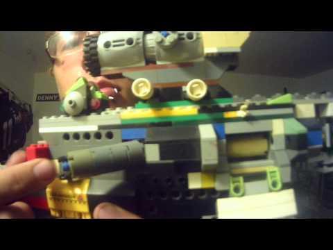 LEGO AR-15 Custom Build