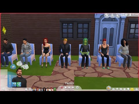 Sims 4: 7 Deadly Sins Challenge