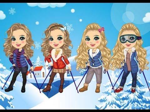 Dora In The Snow - Dress Up Games - Mary.com